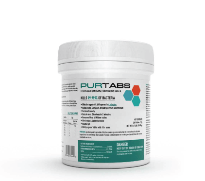 PURTABS 3.3g (ESPT3.3G)