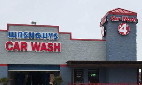 WashGuys Car Wash